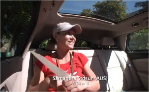 Interview mit Samantha Stosur