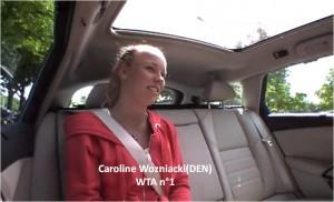 Video-Interview mit Caroline Wozniacki